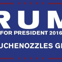 Make Your Own Trump Sticker