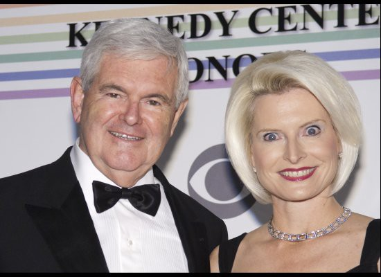 Image result for newt and callista gingrich