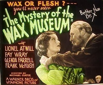 Image result for wax museum meltdown